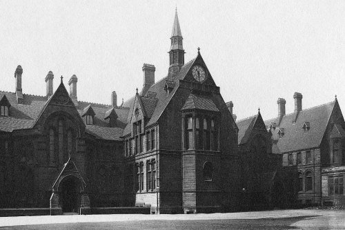 The John Owens Building, 1908