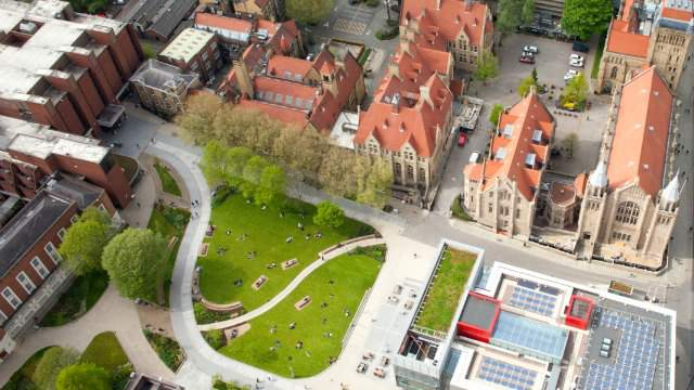 Why international students should study at The University of