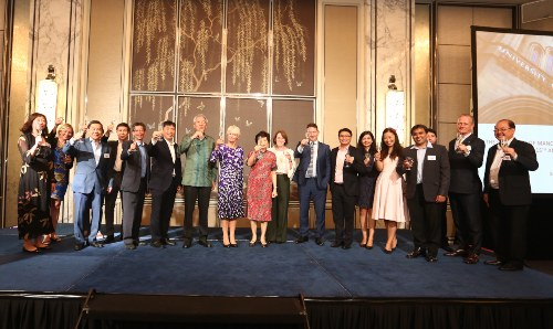 Celebration of Singapore Alumni Association