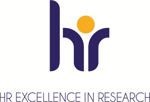 Logo: HR Excellence in Research