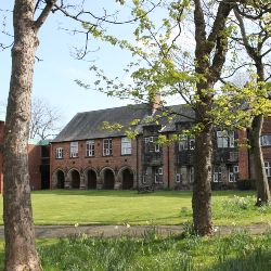 Hulme Hall, Manchester