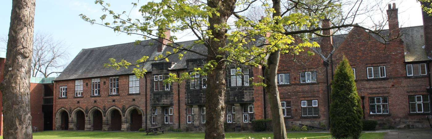 Hulme Hall, University of Manchester