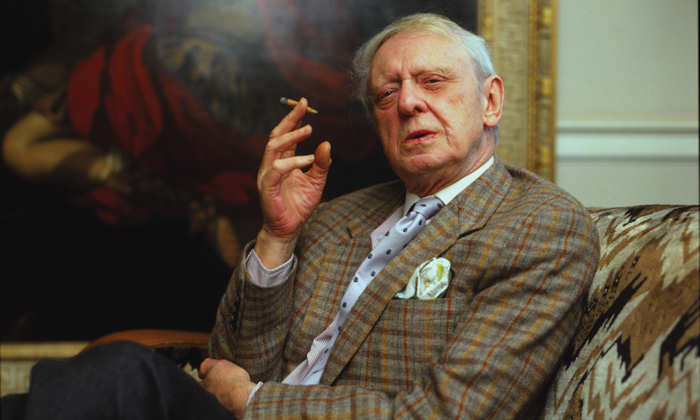Anthony Burgess ©Image courtesy of Johnathan Player / REX / Shutterstock.