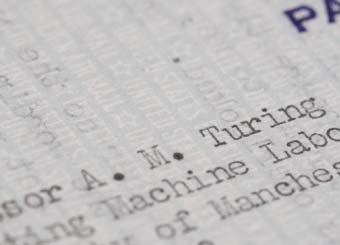 Lost Turing letters