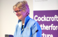 Professor Dame Sally Davies – UK government's Chief Medical Officer for England
