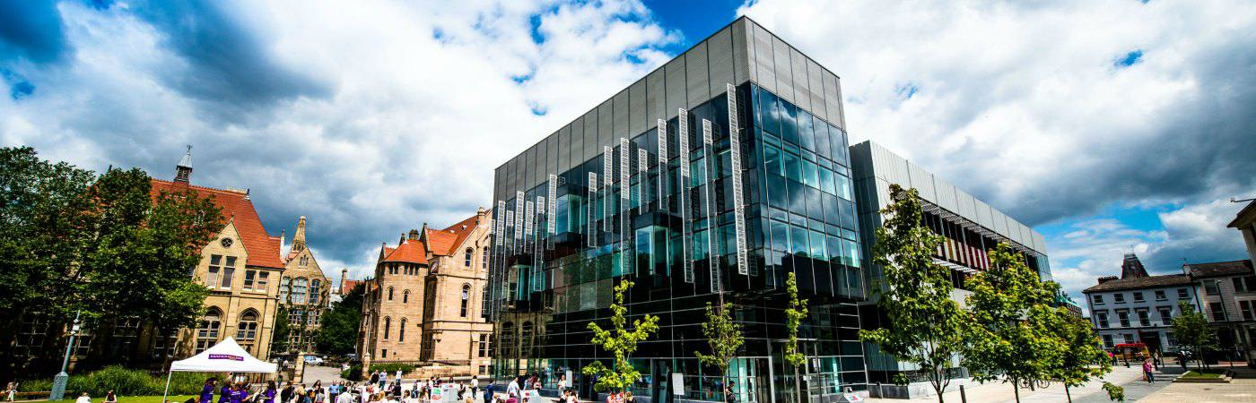 The University of Manchester, a European institution