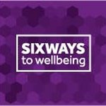 Instagram profile image: 'Six ways to wellbeing' logo