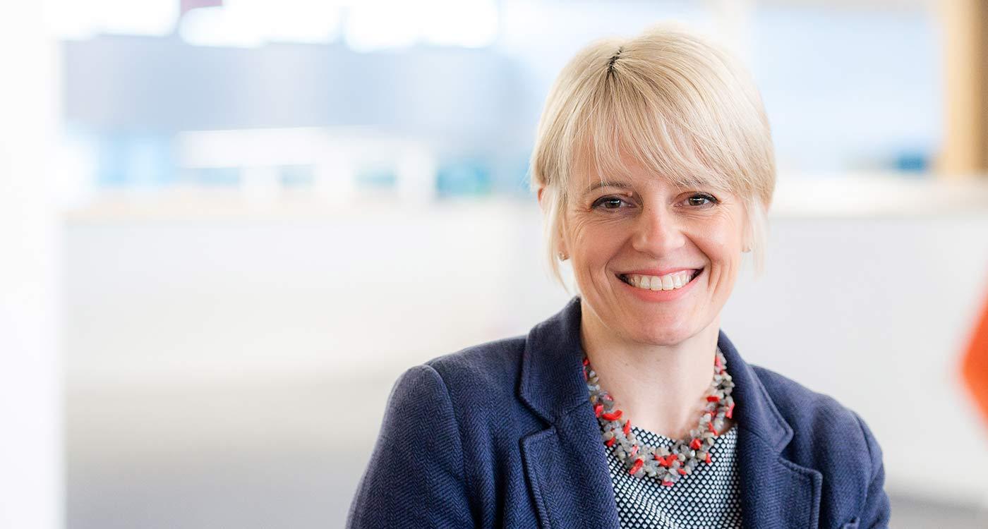 Angela Davies, Clinical Bioinformatics Course Director