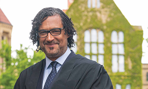 Professor David Olusoga