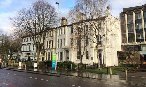 The new Christabel Pankhurst Institute for Health Technology