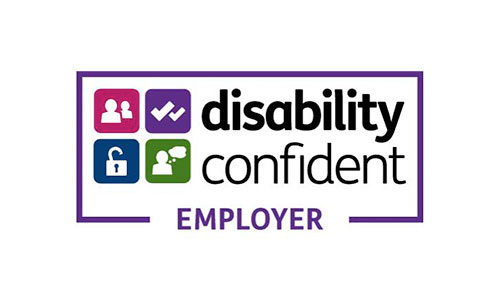 Disability Confident Employer symbol