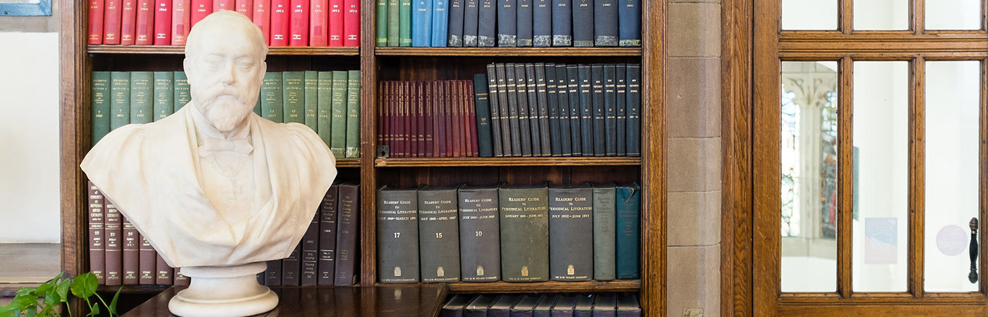 Books in the christies